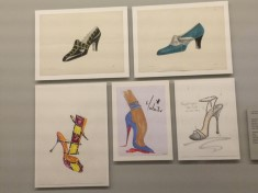 Shoe drawings
