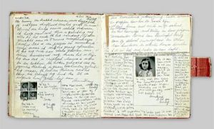 Inside the diary